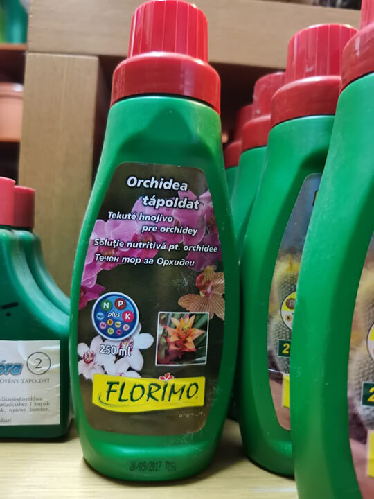 Orchidea tápoldat 250ml